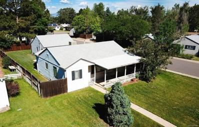 3301 S Elm Street, Denver, CO 80222 - MLS#: 7274840