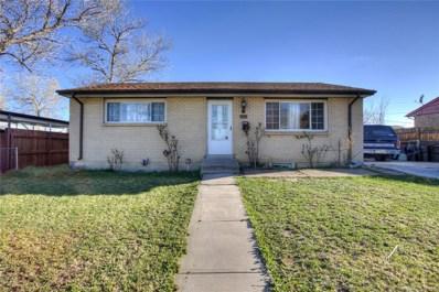 1280 Sheldon Drive, Denver, CO 80229 - MLS#: 7277386