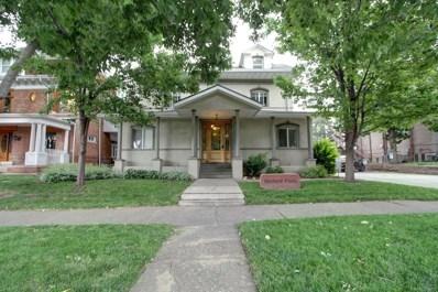 1750 Gaylord Street UNIT A, Denver, CO 80206 - MLS#: 7283578