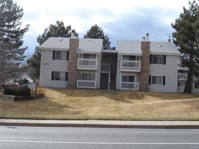 14493 E Jewell Avenue UNIT 101, Aurora, CO 80012 - MLS#: 7284770
