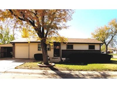 13940 E 32nd Place, Aurora, CO 80011 - MLS#: 7285167