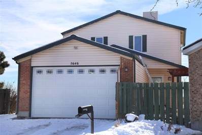 5646 W 71st Place, Arvada, CO 80003 - #: 7288444
