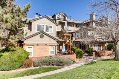 6001 S Yosemite Street UNIT F201, Greenwood Village, CO 80111 - MLS#: 7288655