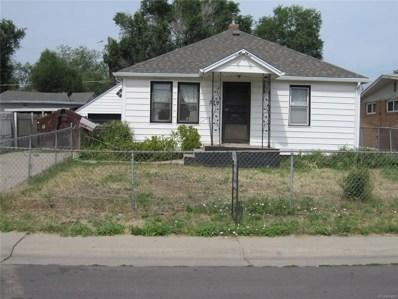 379 S Raleigh Street, Denver, CO 80219 - MLS#: 7289631