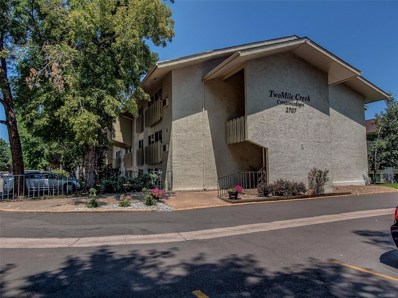 2707 Valmont Road UNIT 105A, Boulder, CO 80304 - MLS#: 7290371