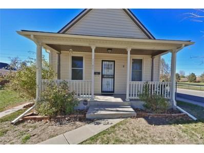 4787 Grant Street, Denver, CO 80216 - MLS#: 7290770