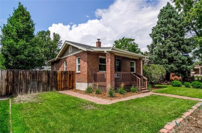 4739 Bryant Street, Denver, CO 80211 - #: 7295379