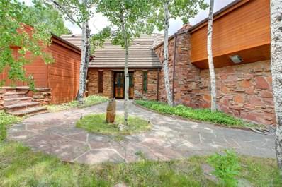 62 W Ranch Trail, Morrison, CO 80465 - MLS#: 7305950