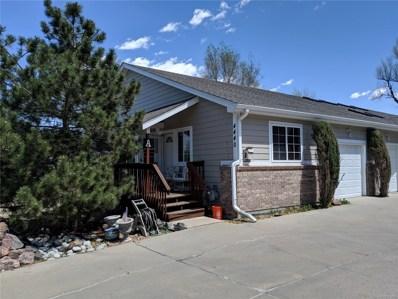 4440 Jay Street UNIT A, Wheat Ridge, CO 80033 - #: 7307320