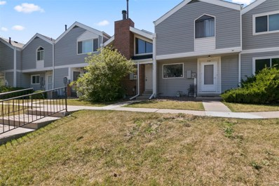 23 S Nome Street UNIT C, Aurora, CO 80012 - #: 7311801