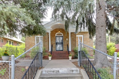 1734 Bellaire Street, Denver, CO 80220 - MLS#: 7311961