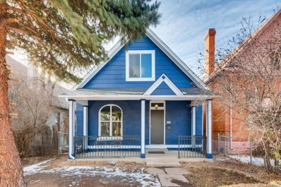 2435 N Gilpin Street, Denver, CO 80205 - #: 7318810