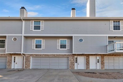 4037 S Richfield Way, Aurora, CO 80013 - MLS#: 7318814