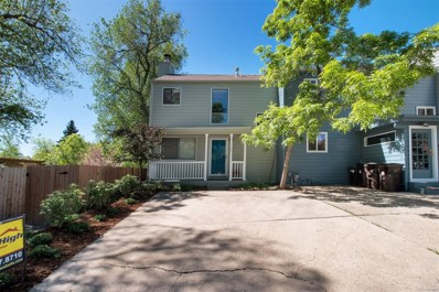 1160 Oakdale Place, Boulder, CO 80304 - MLS#: 7324436