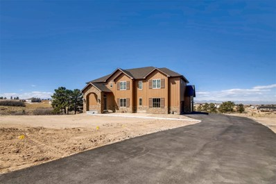 7753 Merryvale Trail, Parker, CO 80138 - MLS#: 7325157