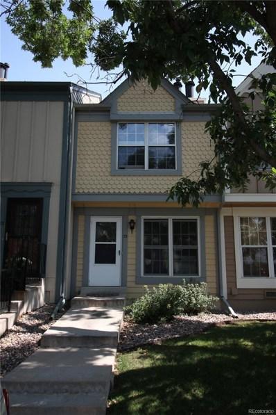 1699 S Trenton Street UNIT 73, Denver, CO 80231 - #: 7325581