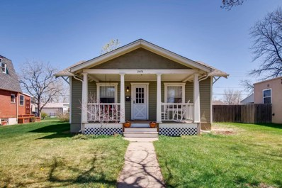 2576 S Bannock Street, Denver, CO 80223 - MLS#: 7328870