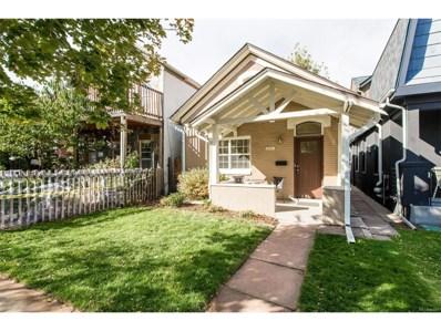 2541 Clarkson Street, Denver, CO 80205 - MLS#: 7328983