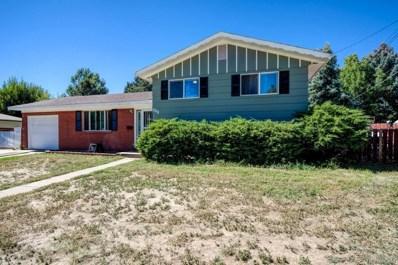 208 Bassett Drive, Colorado Springs, CO 80910 - MLS#: 7331017