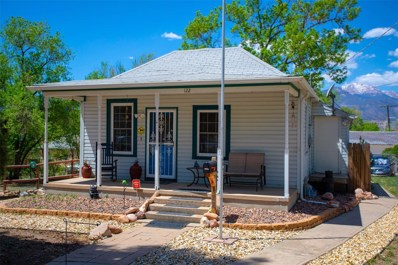 122 S Institute Street, Colorado Springs, CO 80903 - MLS#: 7332642