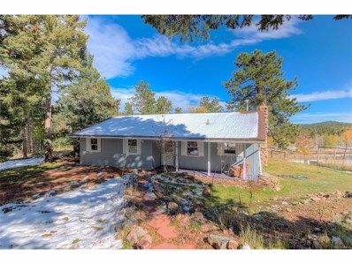 19693 Silver Ranch Road, Conifer, CO 80433 - MLS#: 7336324