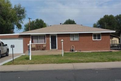 202 N 25th Avenue, Greeley, CO 80631 - MLS#: 7336647