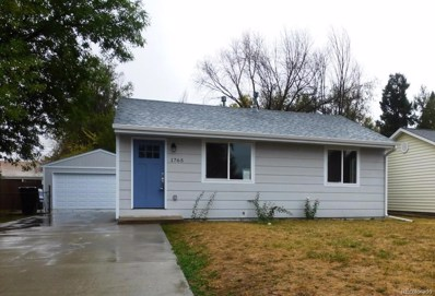 1765 S Tejon Street, Denver, CO 80223 - MLS#: 7337087