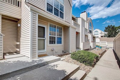 999 S Miller Street UNIT 104, Lakewood, CO 80226 - #: 7338618