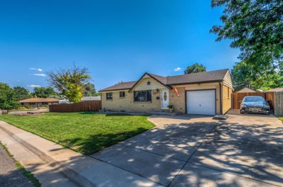 3320 W Pimlico Avenue, Englewood, CO 80110 - MLS#: 7338928