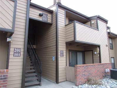11907 E Harvard Avenue UNIT 202, Aurora, CO 80014 - MLS#: 7344362