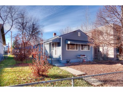 3859 Utica Street, Denver, CO 80212 - MLS#: 7344796