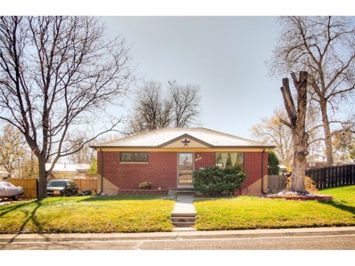 822 Muriel Drive, Northglenn, CO 80233 - MLS#: 7350243