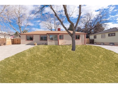 4680 Webster Street, Wheat Ridge, CO 80033 - MLS#: 7352554