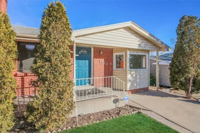 6874 Balsam Street, Arvada, CO 80004 - MLS#: 7353811