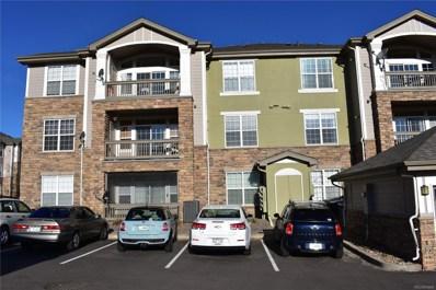 1575 Olympia Circle UNIT 305, Castle Rock, CO 80104 - MLS#: 7354193