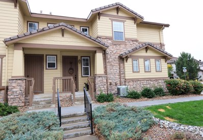 23002 E Ontario Drive UNIT 102, Aurora, CO 80016 - MLS#: 7363144