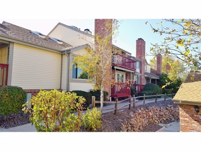 4231 S Fairplay Circle UNIT B, Aurora, CO 80014 - MLS#: 7364503