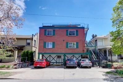 1140 N Downing Street UNIT 303, Denver, CO 80218 - #: 7365415