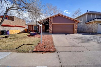 3644 S Jay Street, Denver, CO 80235 - MLS#: 7365825