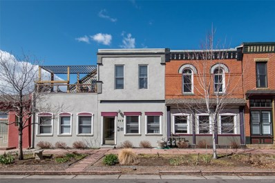 117 Elati Street UNIT 1, Denver, CO 80223 - MLS#: 7372083