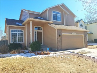 6320 Whirlwind Drive, Colorado Springs, CO 80923 - MLS#: 7372646