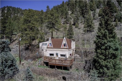 1264 Beaver Brook Canyon Road, Evergreen, CO 80439 - #: 7373542