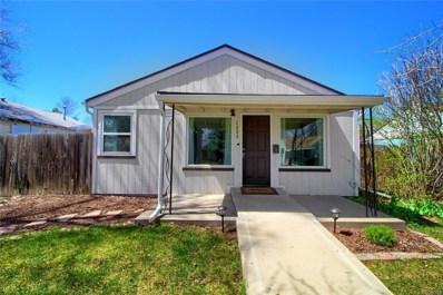 1205 Verbena Street, Denver, CO 80220 - MLS#: 7377076