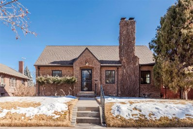 332 N Ogden Street, Denver, CO 80218 - MLS#: 7378328