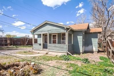 2947 W 2nd Avenue, Denver, CO 80219 - MLS#: 7379116