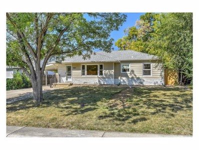 7885 Raleigh Place, Westminster, CO 80030 - MLS#: 7381924