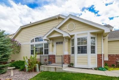 3104 Newport Circle UNIT 75, Castle Rock, CO 80104 - MLS#: 7384093