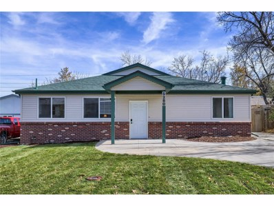 5280 Newton Street, Denver, CO 80221 - MLS#: 7385412