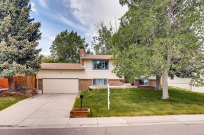 7461 S Webster Street, Littleton, CO 80128 - #: 7388675
