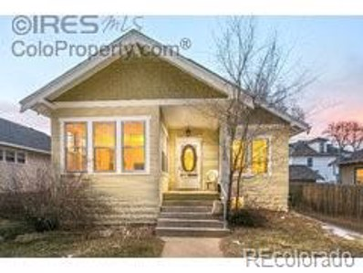 1209 Cranford Place, Greeley, CO 80631 - MLS#: 7389197